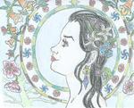 art deco Anna
